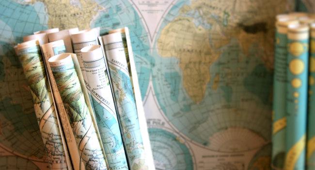 Mappe arrotoloate