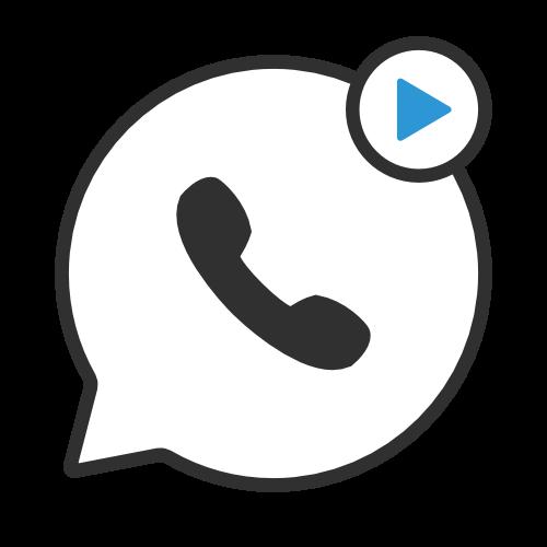 Simbolo Whatsapp
