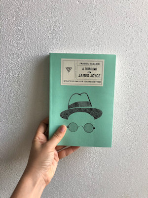 Copertina libro: A Dublino con Joyce