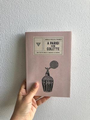 Copertina libro: A Parigi con Colette