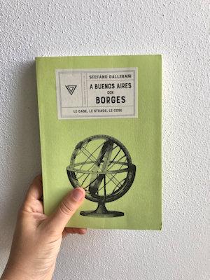 Copertina libro: A Buenos Aires con Borges