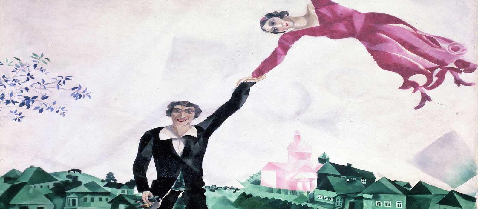 Chagall a Palazzo Roverella