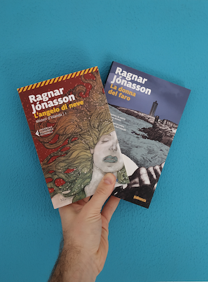 jonasson, misteri d'islanda