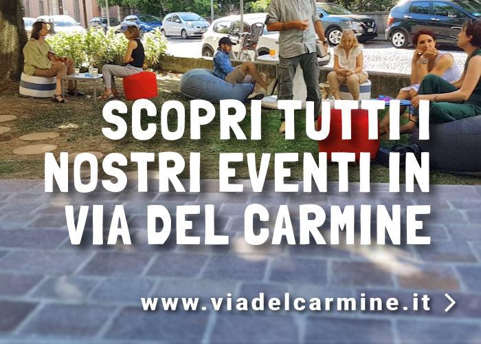 Foto di Via Del Carmine